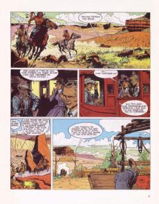 Extrait de Comanche -11- Les fauves