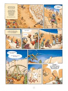 Extrait de Richard Cœur de Lion (Brrémaud/ Bertolucci) -INT- Richard Cœur de Lion