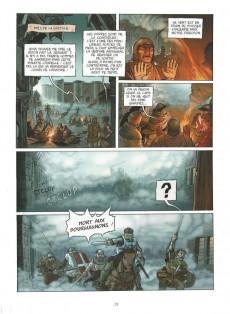 Extrait de Le trône d'Argile -1a2007- Le chevalier à la hache