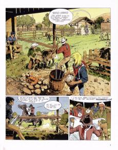 Extrait de Comanche -13- Le carnaval sauvage