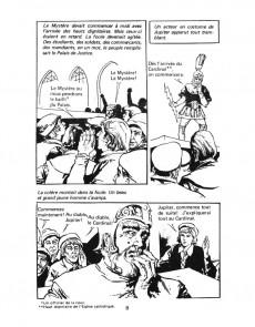 Extrait de Classiques illustrés (Éditions Héritage) -3- Le bossu de Notre-Dame
