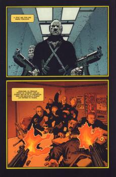 Extrait de Banner, Cage, Ghost Rider, Punisher