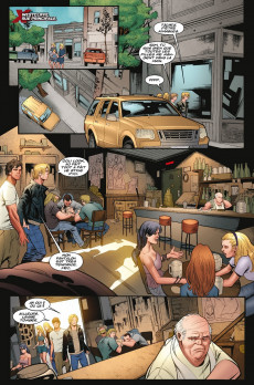 Extrait de New Mutants (Marvel Deluxe) -1- Le retour de la légion