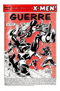 Extrait de X-Men (Éditions Héritage) -3- Guerre