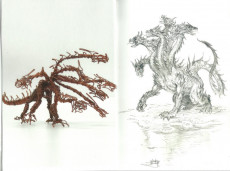 Extrait de (AUT) Blay - Artbook by Ludovic Blay