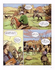 Extrait de Comanche -14- Les cavaliers du rio perdu