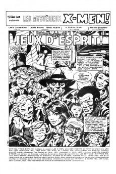 Extrait de X-Men (Éditions Héritage) -19- Jeux d'esprit !
