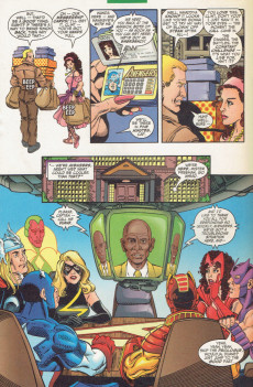Extrait de Avengers (The) (1998) -5- Accusation most full