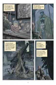 Extrait de Black Hammer -HS2- Doctor Star & le royaume des lendemains perdus