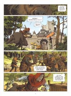 Extrait de Conan le Cimmérien -5- La Citadelle écarlate