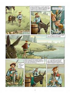 Extrait de Sir Nigel -1- Le preu du Pont de Tilford