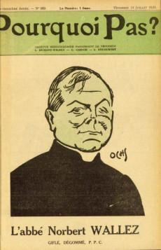 Extrait de (AUT) Hergé - L'abbé Wallez, l'éminence noire de Degrelle et Hergé