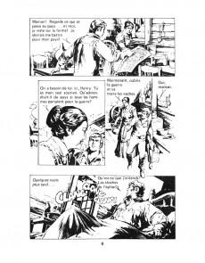 Extrait de Classiques illustrés (Éditions Héritage) -7- Comment naît le courage