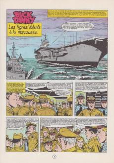 Extrait de Buck Danny -27b1976- Les Tigres volants à la rescousse !