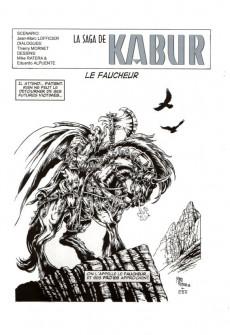 Extrait de Kabur (Hexagon Comics) -6- Le faucheur - La voix des Sortakhi