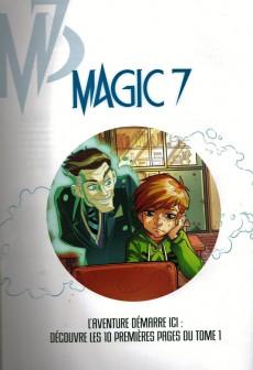Extrait de Magic 7 -1Extrait- Jamais seuls