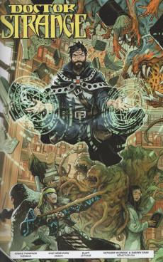 Extrait de Doctor Strange Legacy -1- Le dieu de la magie