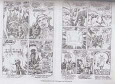 Extrait de (AUT) Kirby, Jack (en anglais) -INT01- The Collected Jack Kirby Collector Volume 1