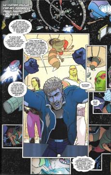 Extrait de All-New Les Gardiens de la Galaxie (2017) (Marvel Now!) -1- Ni vu ni connu