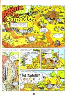 Extrait de Astérix -2c1970- La serpe d'or