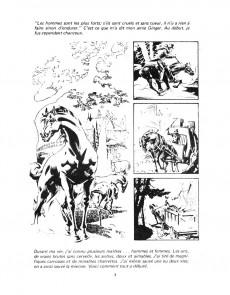 Extrait de Classiques illustrés (Éditions Héritage) -15- Un cheval se raconte