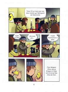 Extrait de Capitaine Static -4- Le Maître des Zions