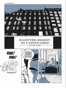 Extrait de L'abolition - L'Abolition - Le Combat de Robert Badinter
