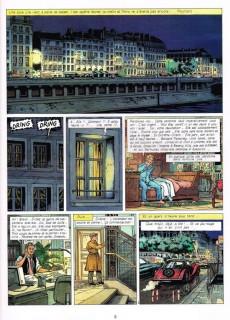 Extrait de Lefranc - La Collection (Hachette) -14- La colonne