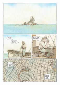 Extrait de Popeye - Un homme à la mer
