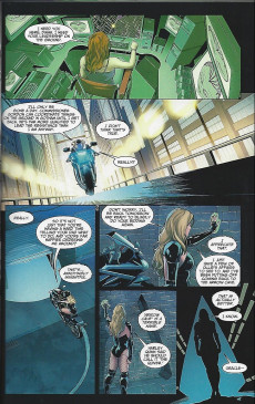 Extrait de Injustice: Gods Among Us: Year Two (2014) -INT02- The game is over... and the war is about to beginn!