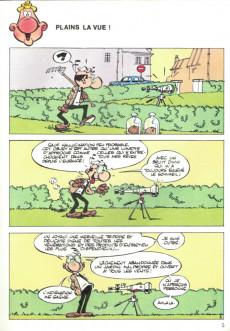 Extrait de Achille Talon (16/22) -534- Achille Talon et le mal appris d'amis