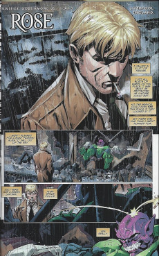 Extrait de Injustice: Gods Among Us : Year Three (2014) -INT01- The heroes have failed...now magic has its turn!