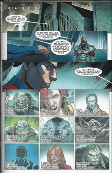 Extrait de Injustice: Gods Among Us : Year Five (2016) -INT02- Say hi to the bad guys