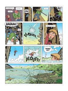 Extrait de Nino (Leemans/Stallaert) -INT- L'aventure américaine