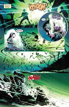 Extrait de Marvel Comics Presents Vol.3 (Marvel comics - 2019) -1- Wolverine: The Vigil Part 1