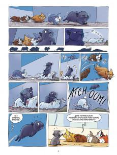 Extrait de Les cochons dingues -2- Tome 2
