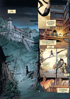 Extrait de Samurai Origines -2- Le Maître des encens