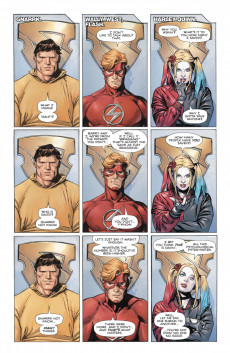 Extrait de Heroes in Crisis (2018) -6- Who Is Saved?