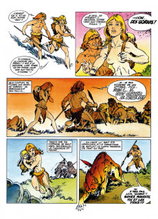 Extrait de Rahan (Intégrale - Soleil) -1a2019- Fils des âges farouches