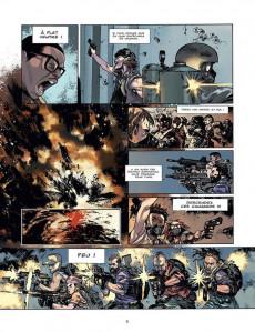Extrait de Tom Clancy's The Division -1- Rémission