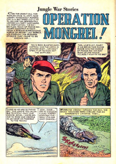 Extrait de Jungle War Stories (1962) -3- (sans titre)