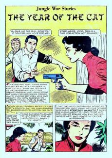 Extrait de Jungle War Stories (1962) -4- (sans titre)