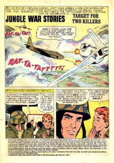 Extrait de Jungle War Stories (1962) -6- (sans titre)