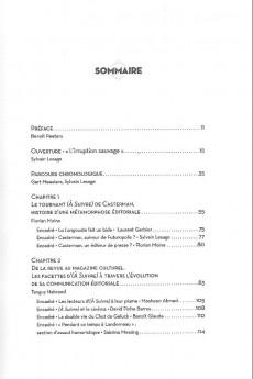 Extrait de (DOC) Études et essais divers - (À suivre) : archives d'une revue culte