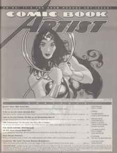 Extrait de (DOC) Comic Book Artist -21- Adam Hughes/ John Buscema