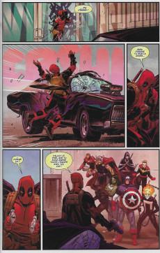 Extrait de Deadpool (Marvel France 6e série - 2019)  -2- L'instinct du tueur