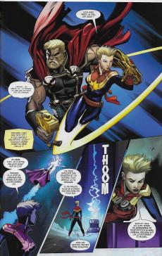 Extrait de Avengers (Marvel France - 2019) -2- Avenger un jour, Avenger toujours