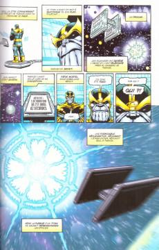 Extrait de Thanos (One shots) - Thanos : le gouffre de l'infini