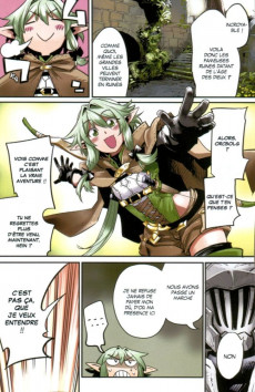 Extrait de Goblin Slayer -4- Tome 4