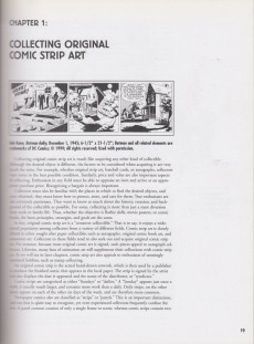 Extrait de (DOC) Various studies and essays - Collecting Original Comi Strip Art!